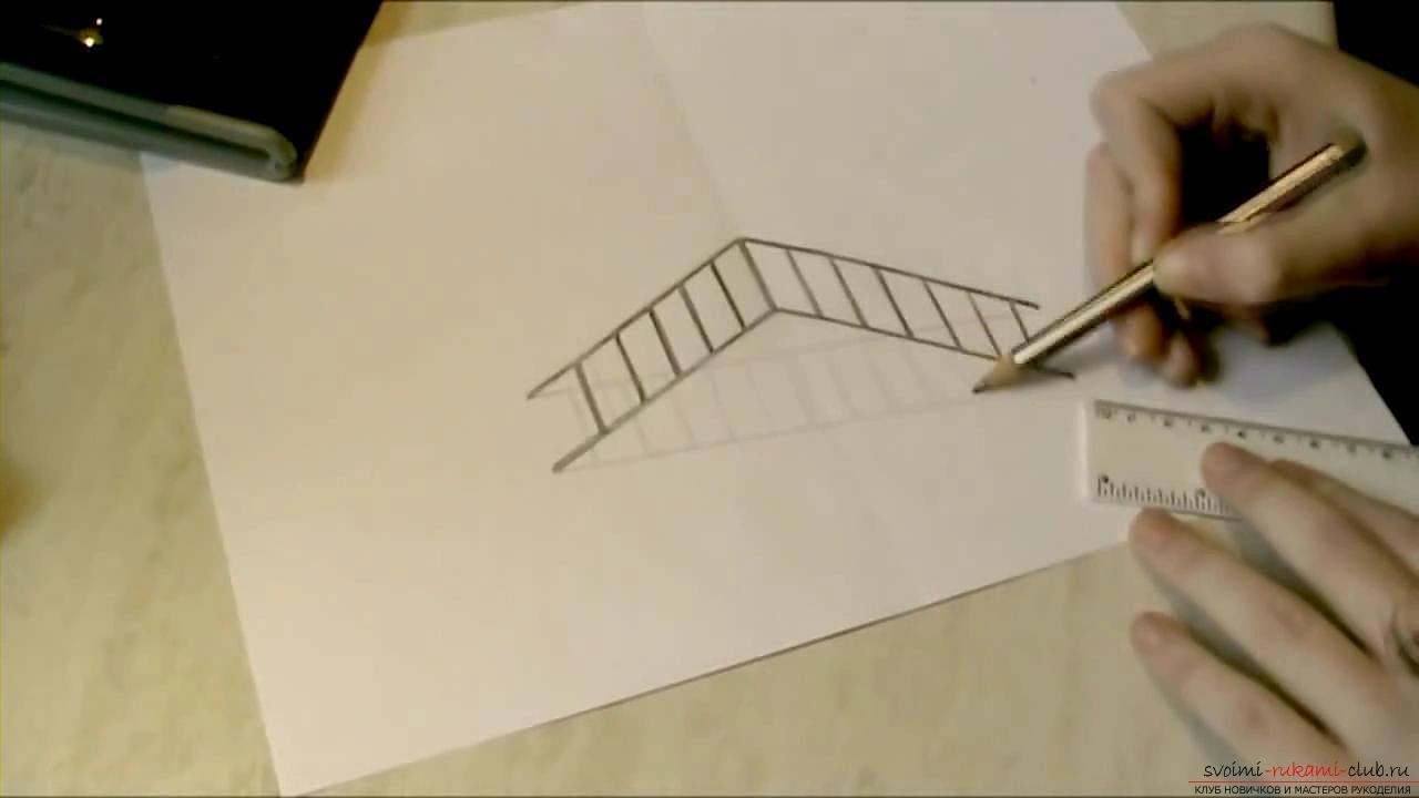 Как дома рисовать простые узоры начинающему мастеру