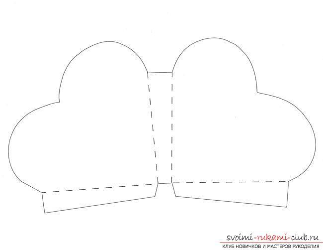 Как сделать сердечко из бумаги в виде коробочки