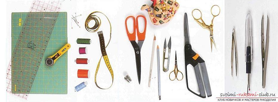 Декоративно-прикладное искусство, техника лоскутного шитья простая и доступная каждому
