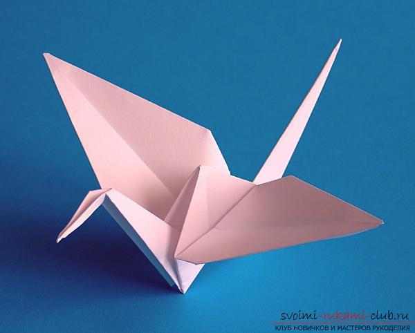 Оригами коробочка. Фото №1