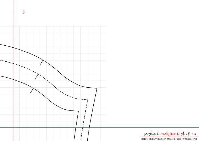 Выкройка пальто-манто для девочки дошкольного возраста позволит вам пошить красивую модель одежды