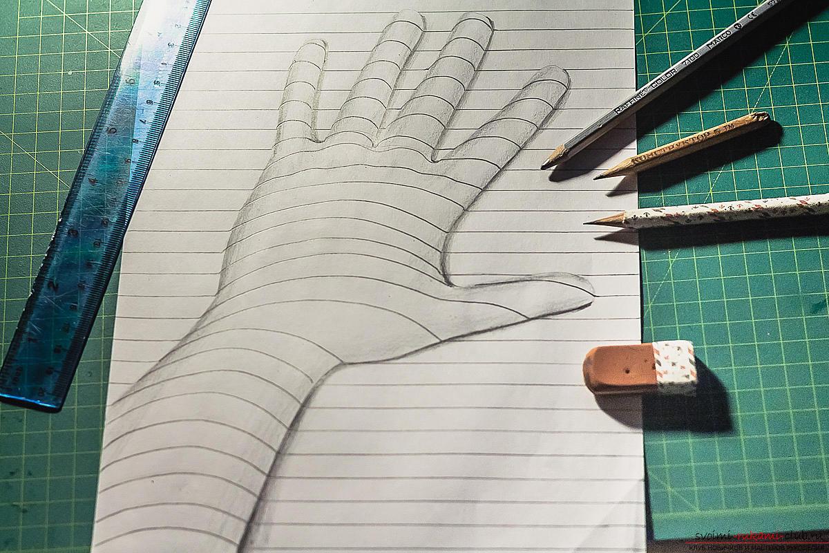 Что можно нарисовать на бумаге классные картинки