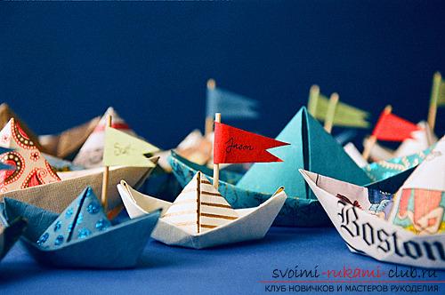 Схема оригами по фотографиям.