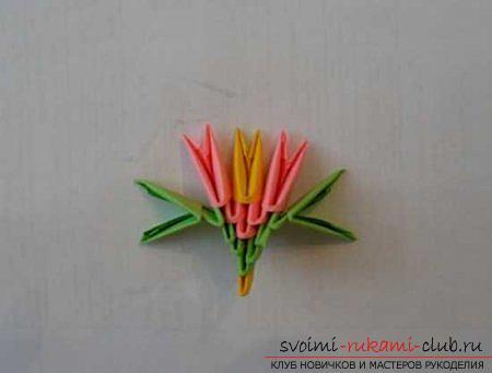 Оригами павлина своими руками: схема и описание.</p> </div> <p> Фото №5″ width=»700″ height=»500″/> </p> <div style=