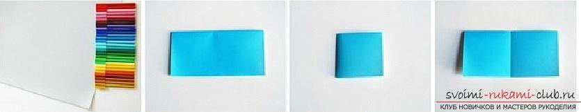 Создание поделок из бумаги своим руками в технике оригами для детей 5 лет.. Фото №27