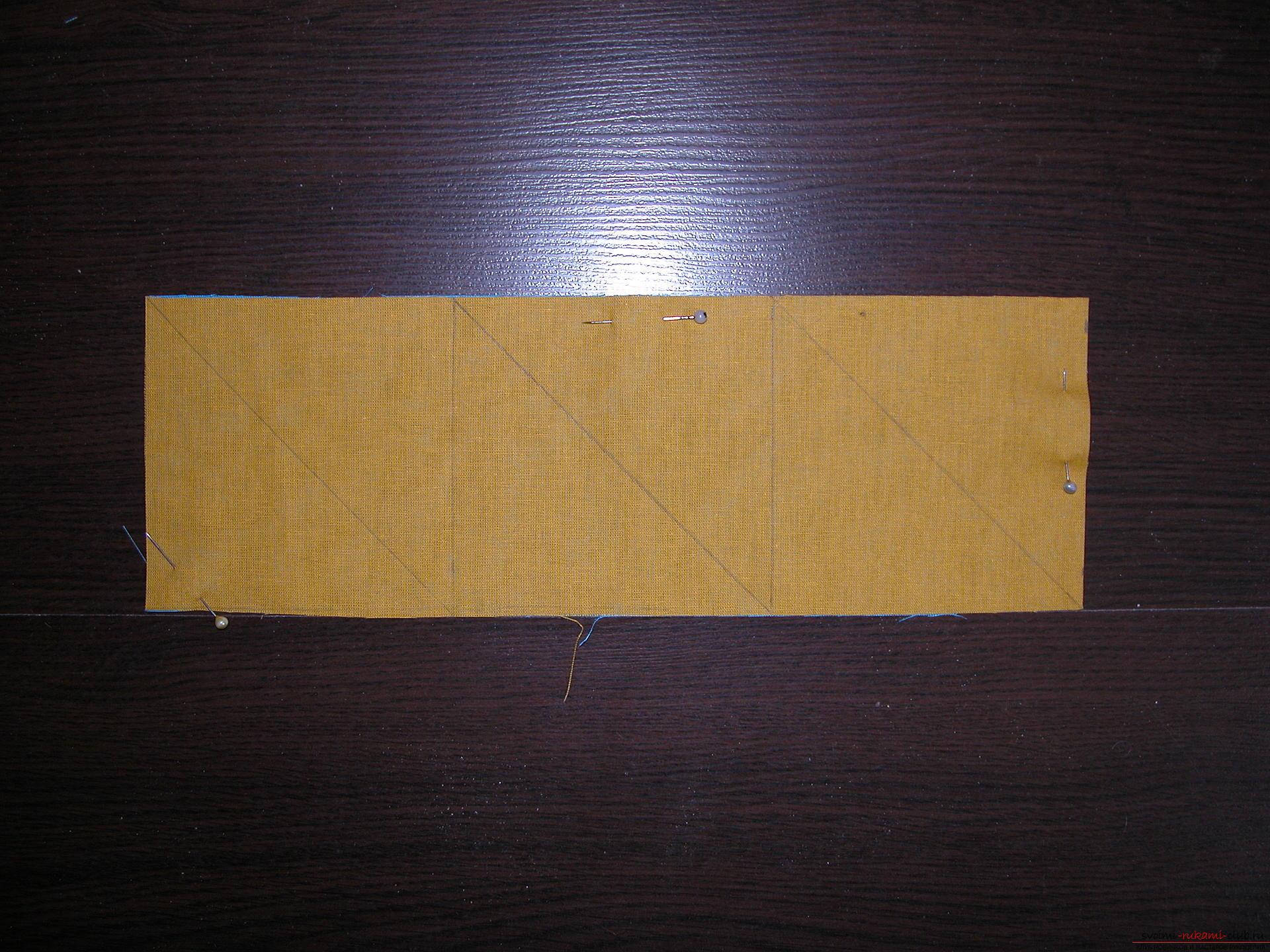 Подробный мастер класс по шитью детского лоскутного одеяла. Фото №4