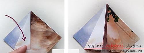Как создать своими руками поделку в технике оригами для детей возрастом 9 лет.. Фото №14