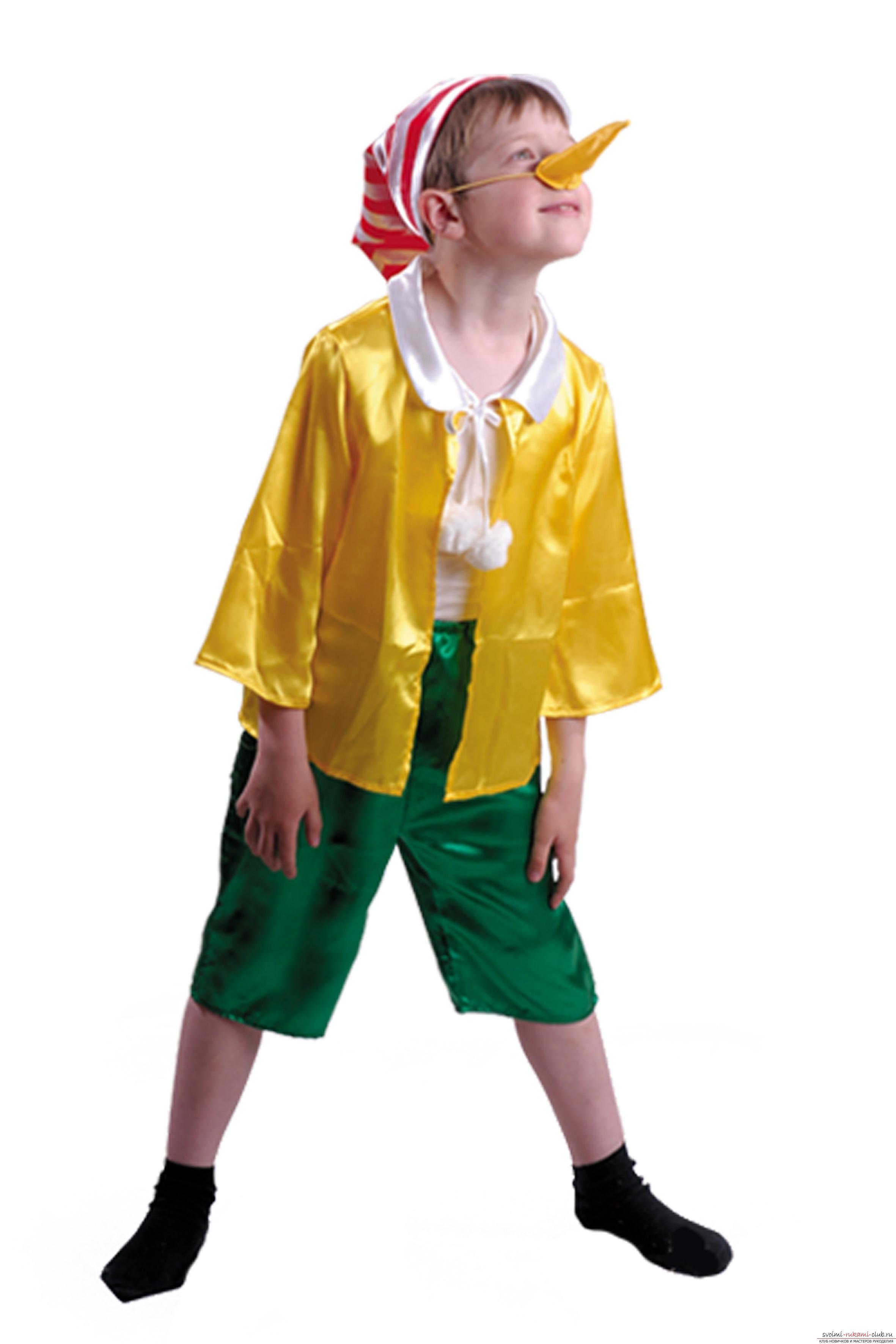 Как сделать костюм буратино.</p> </div> <p> Простые советы для создания костюма своими руками.. Фото №3″ width=»600″/></p> <p><strong>Сшить такой костюм</strong> не составит особого труда.</p> <p> Воспользуясь всеми этими элементами мы можем получить очень красочный и атмосферный костюм главного героя, который подойдет для решения наших задач с внешними видами.</p> <p>В итоге, вы получите весьма <strong>характерного и популярного героя.</strong> </p> <p>Его можно использовать в качестве основного элемента для того, чтобы воссоздать красивый и весьма атмосферный праздник.</p> <p> Используйте этот костюм для празднования современных праздников, утренников и школьных мероприятий.</p> </div> <div class=