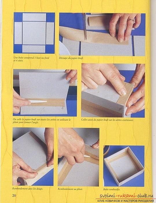 коробки из картона. Фото №3