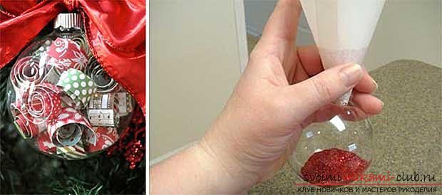 Сделать новогоднюю игрушку своими руками на конкурс: идеи для новичков и мастеров со стажем. Фото №5