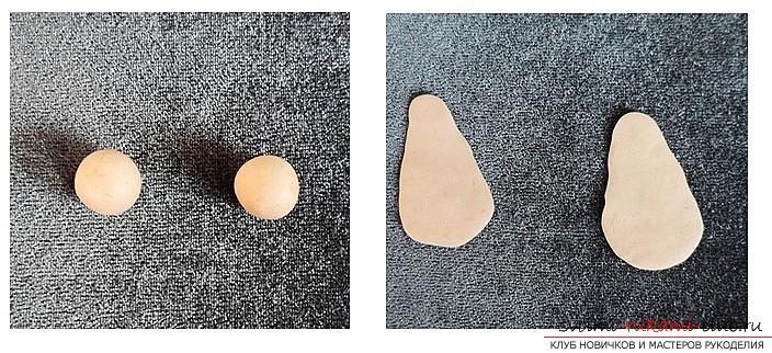 Как украсить бокалы полимерной глиной и как сделать кольца для салфеток из термопластики.. Фото №13