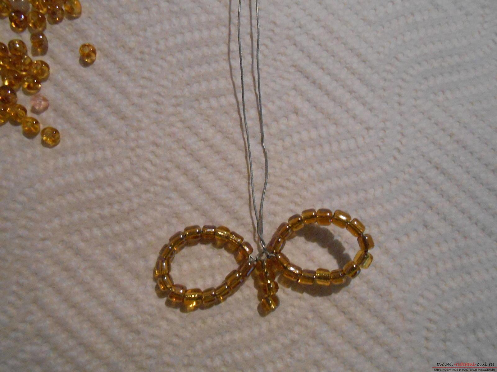 Схемы плетения бисером, цветы и 60