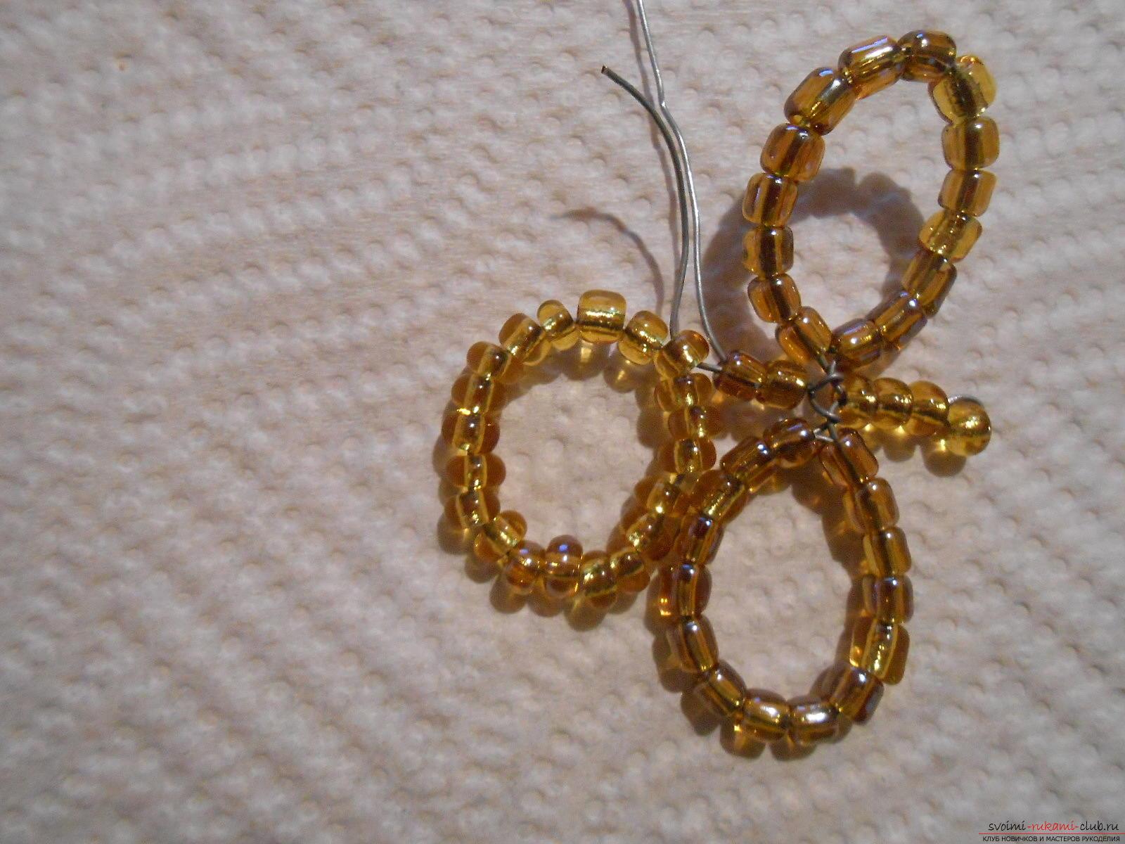Схемы плетения бисером, цветы и 7