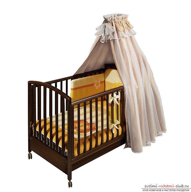 Держатель для детской кроватки своими руками фото 426