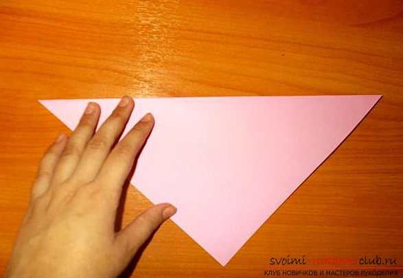 улитка оригами. Фото №2