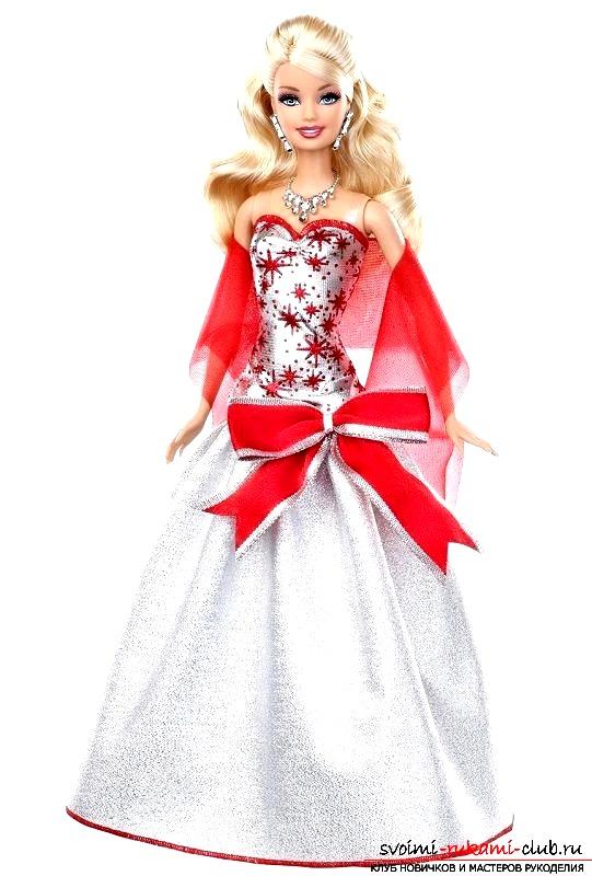 Барби изготовленная своими руками