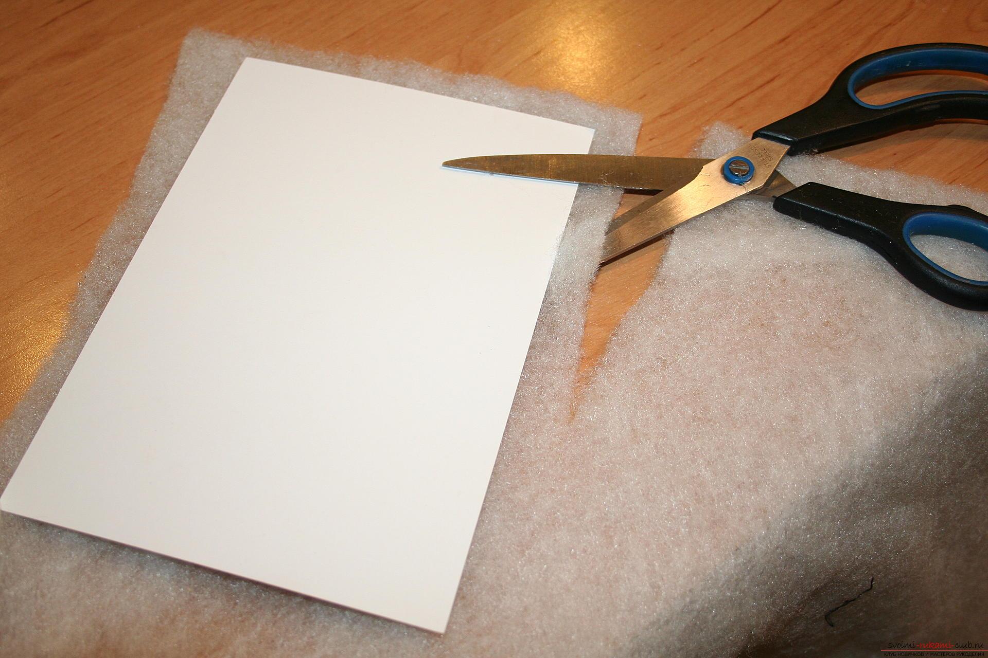 Этот мастер-класс научит как сделать своими руками блокнот в технике скрапбукинг.. Фото №5