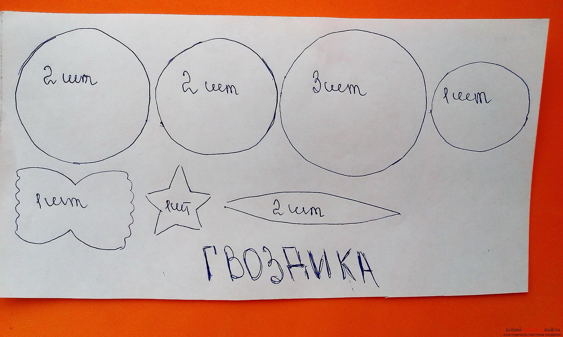 Картины из фоамирана своими руками схемы шаблоны