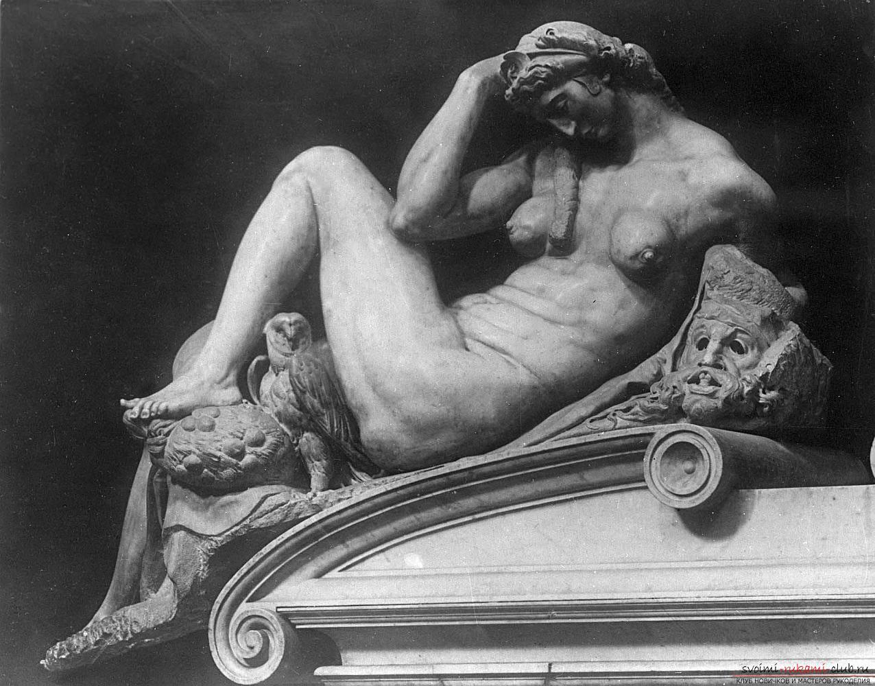 Популярные и характерные черты стиля Микеланджело