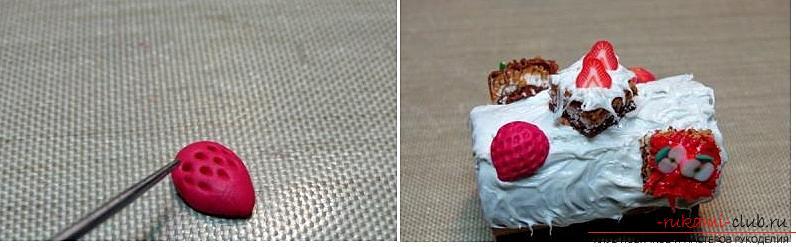 Как украсить бокалы полимерной глиной и как сделать кольца для салфеток из термопластики.. Фото №34