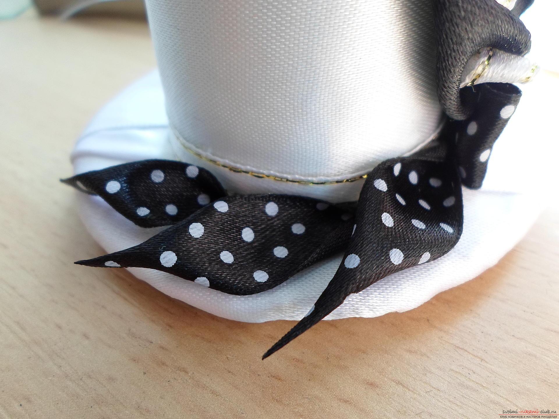 Ободок шляпка своими руками, Коробочка идей и мастер-классов