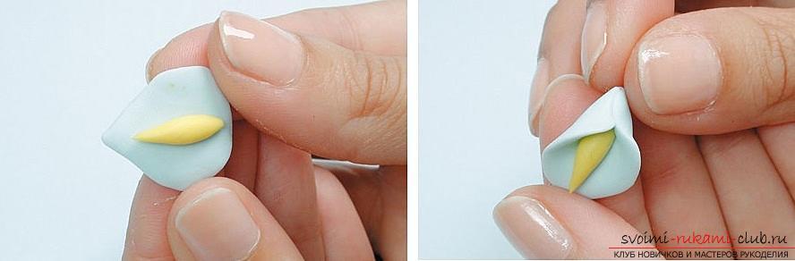 Как украсить бокалы полимерной глиной и как сделать кольца для салфеток из термопластики.. Фото №3