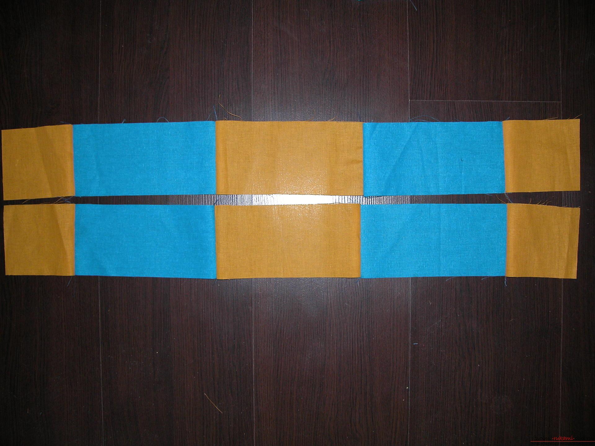 Подробный мастер класс по шитью детского лоскутного одеяла. Фото №11