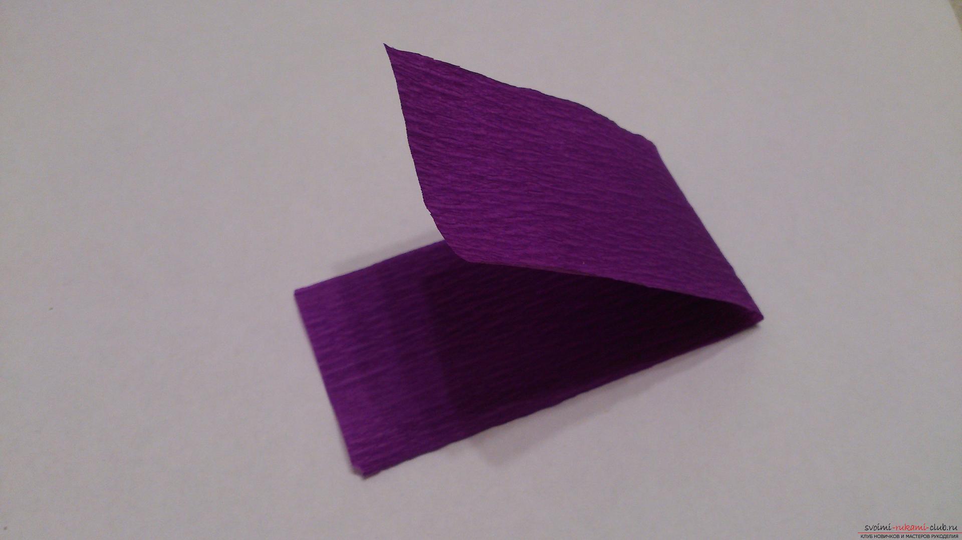 Шапочка цветочек из бумаги своими руками