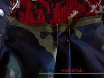 Удобный комбинезон для мопса своими руками. Фото №13