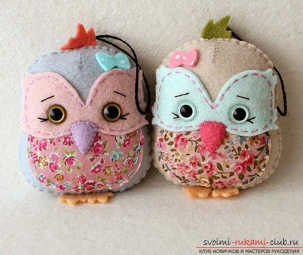 Делаем красочные выкройки игрушек из ткани для детей
