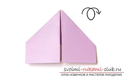 Как сделать лебедя оригами при помощи бумаги. своими руками и бесплатно.. Фото №5