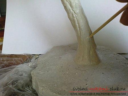 Как сделать бонсай из бисера своими руками с пошаговыми фото
