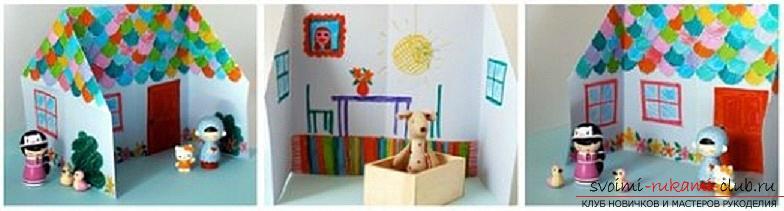 Создание поделок из бумаги своим руками в технике оригами для детей 5 лет.. Фото №26