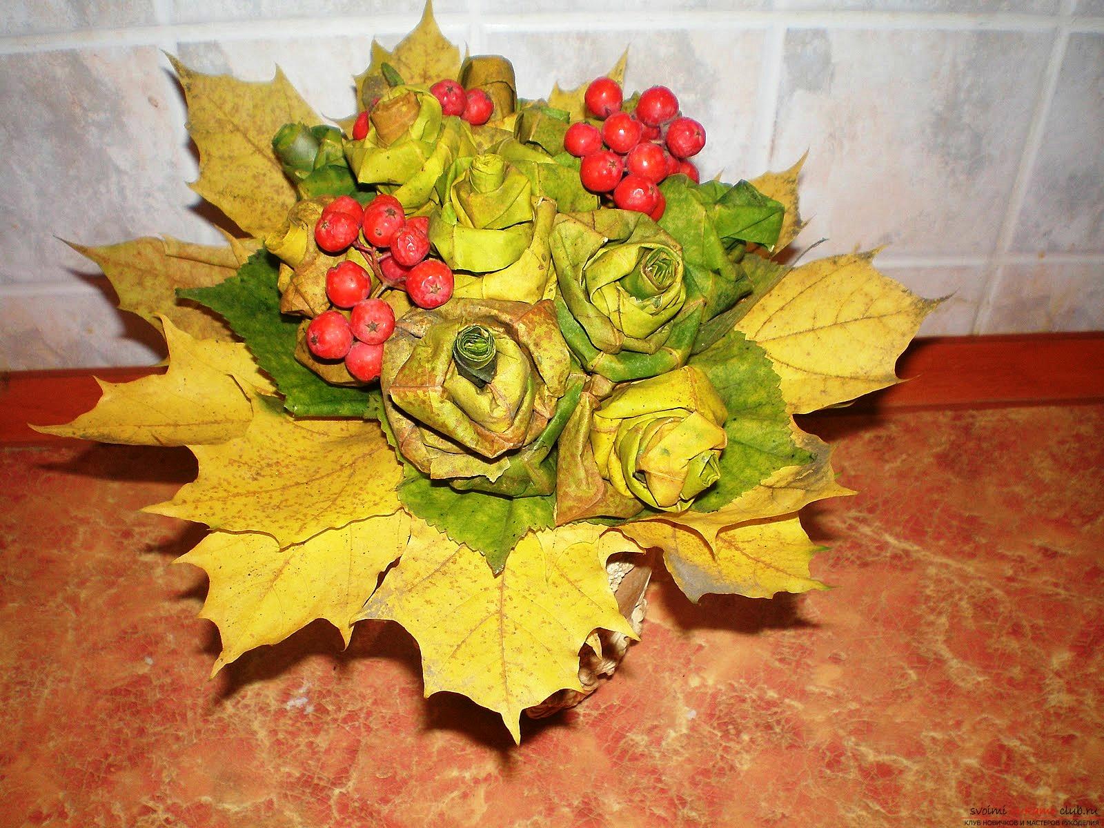 Поделки из живых цветов своими руками на конкурс цветов в школе