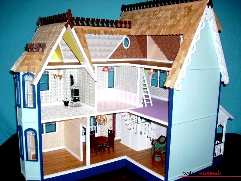 Крышу дома можно оставить