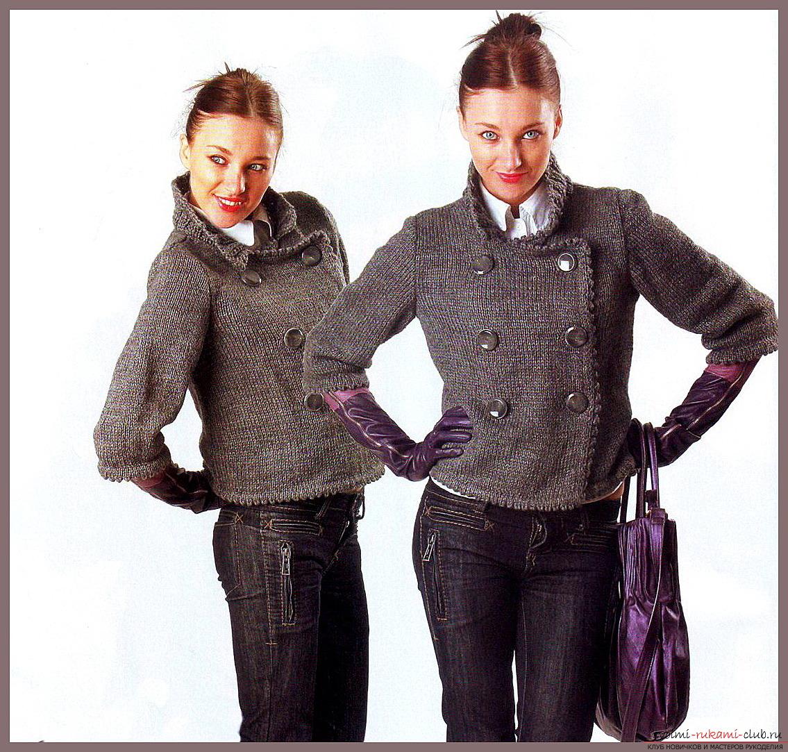 Вязание спицами от кутюр - 2014