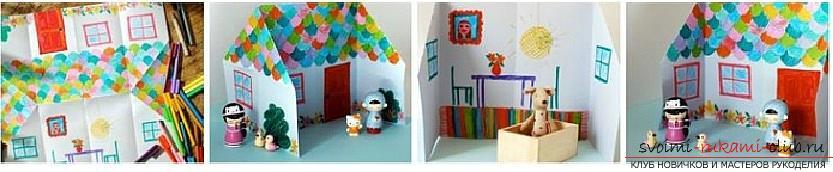 Создание поделок из бумаги своим руками в технике оригами для детей 5 лет.. Фото №30