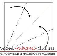 Создание поделок из бумаги своим руками в технике оригами для детей 5 лет.. Фото №16