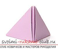 Как сделать лебедя оригами при помощи бумаги. своими руками и бесплатно.. Фото №9