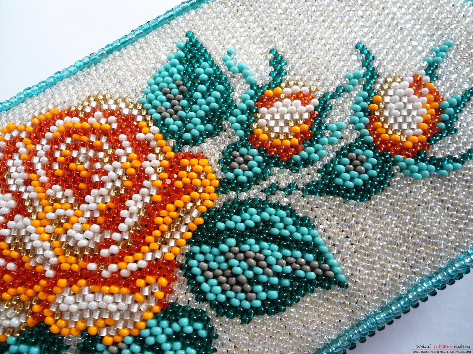 плетение бисером для начинающих схема мопса