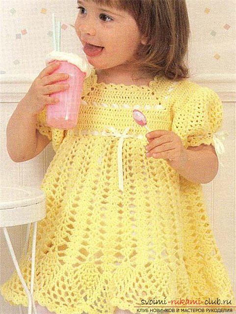 Вязание для детей до двух лет крючком 33