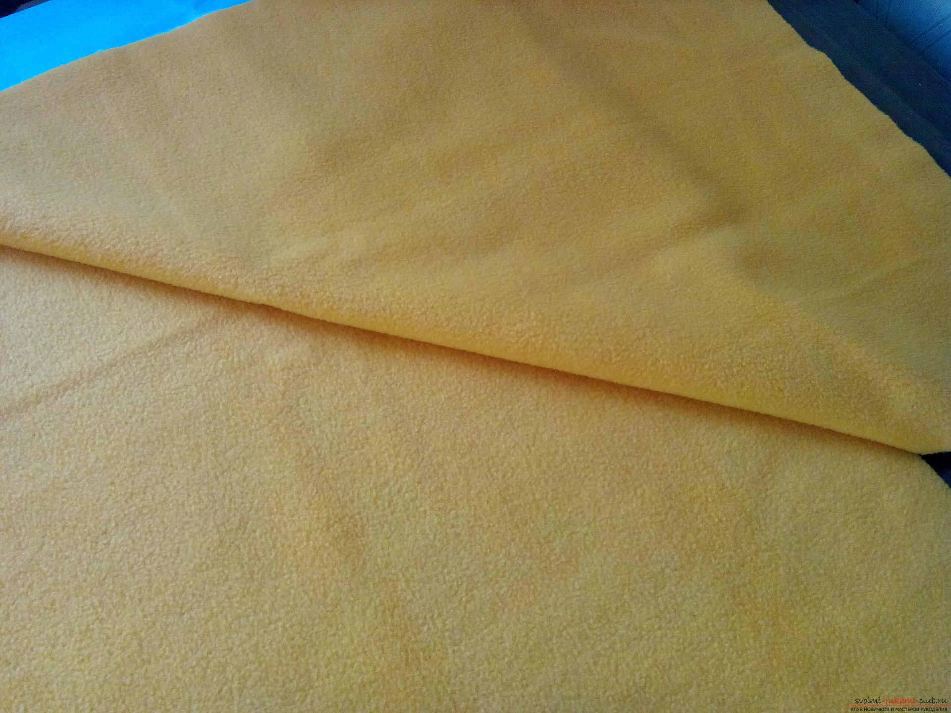 Мастер класс по выкройки конверта для новорожденного - делаем своими руками