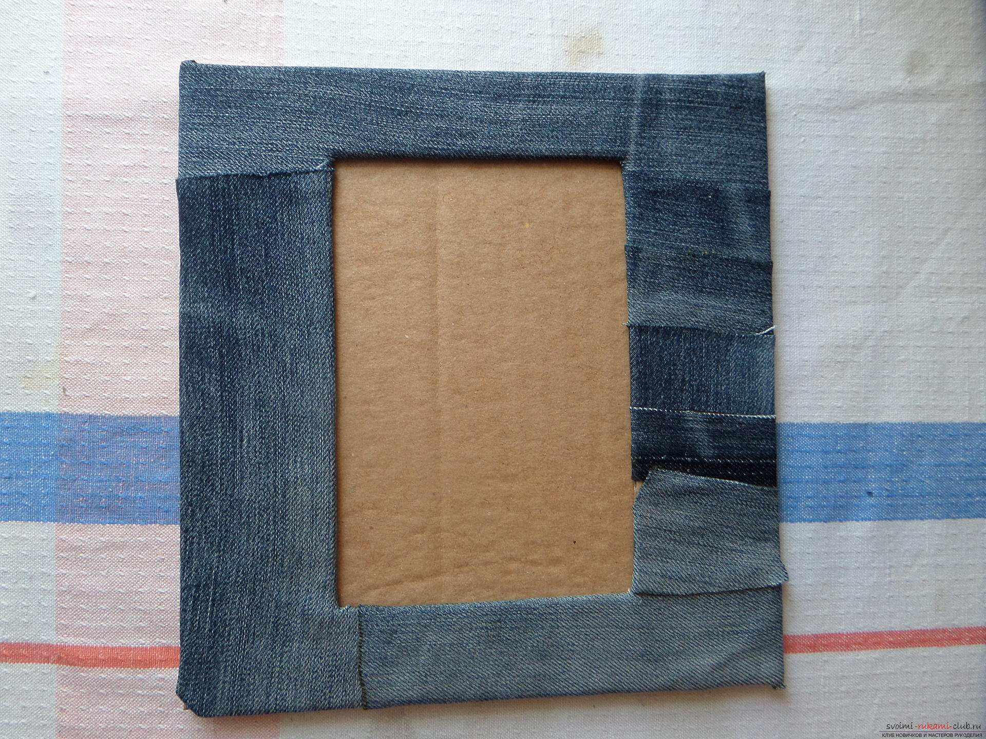 Рамки из ткани своими руками 48