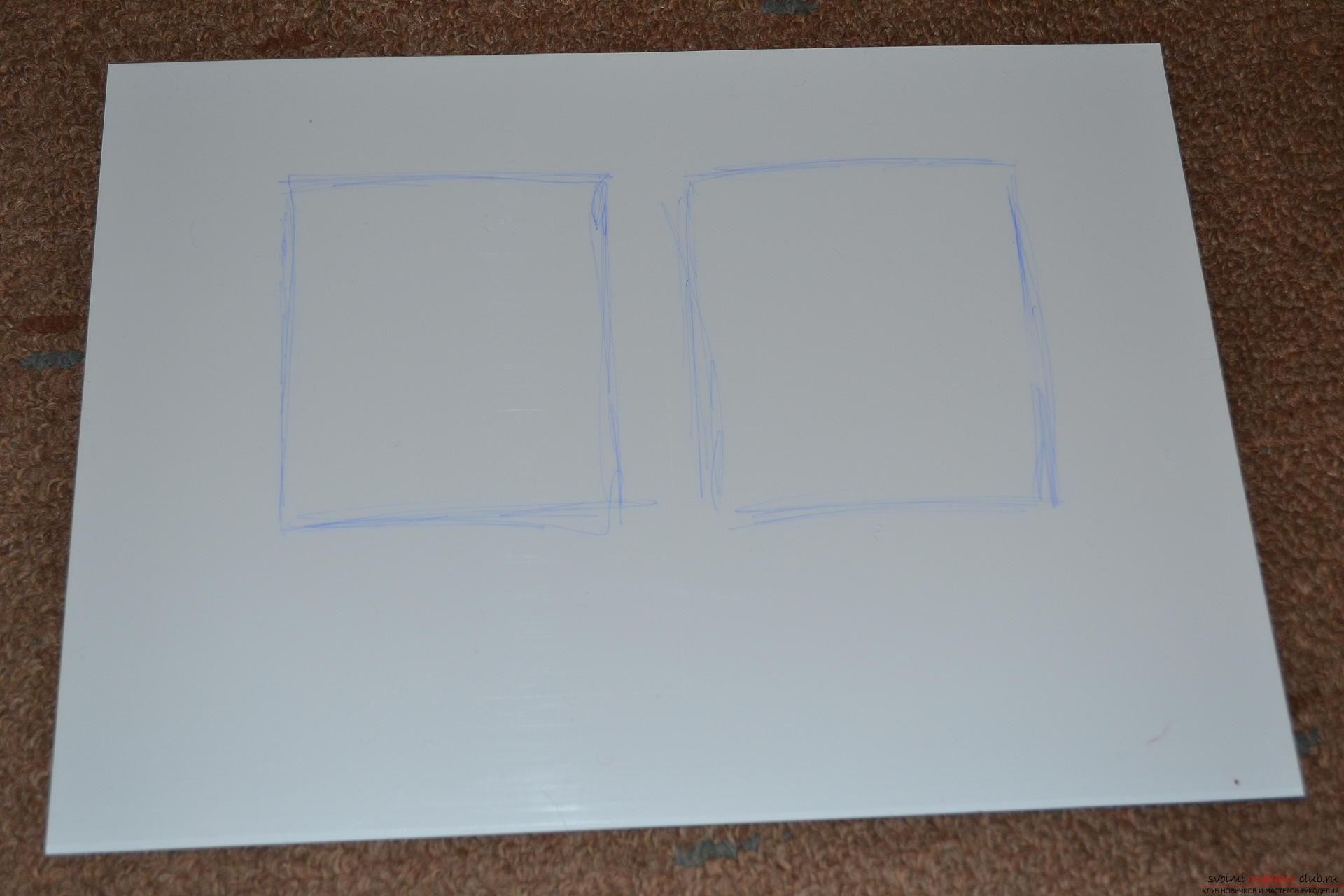 поделка из картона своими руками схема паровозика