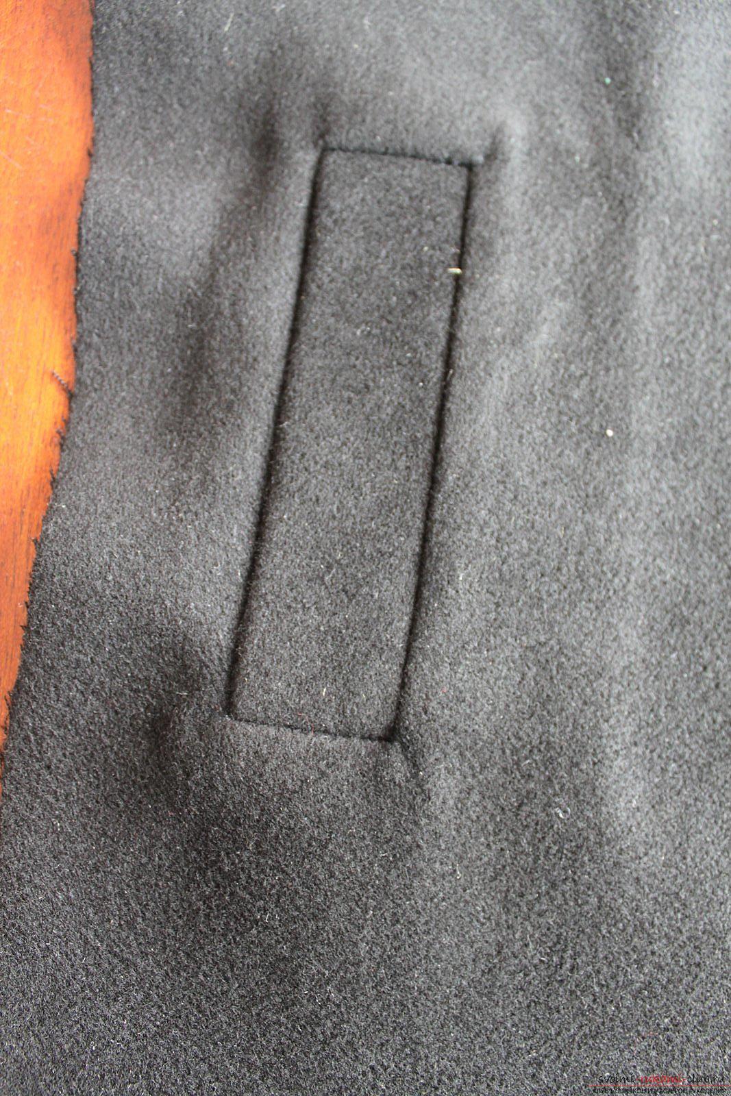 Зимнее пальто своими руками фото и выкройки