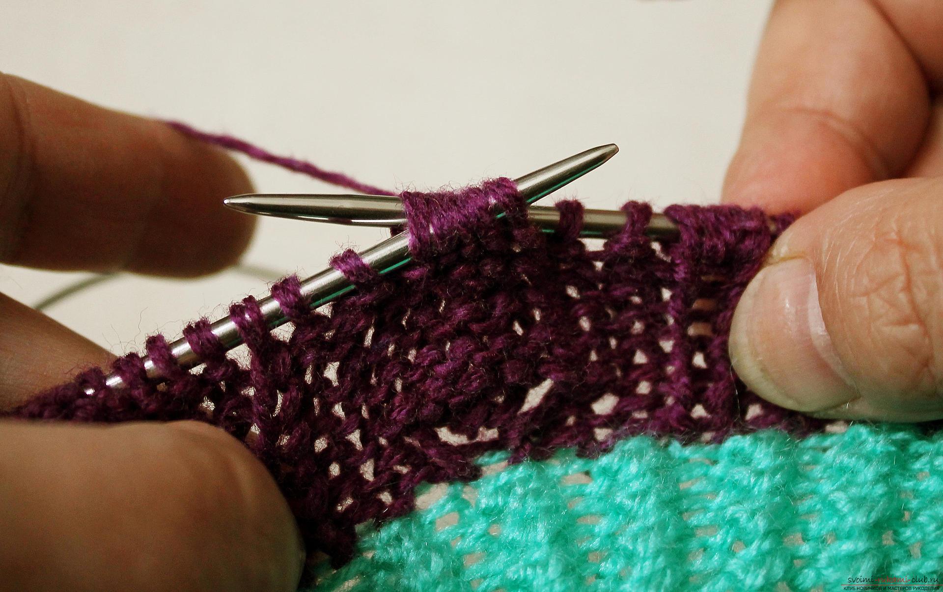 Клуб рукоделия вязание