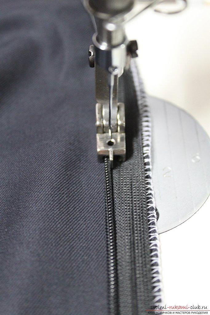 Этот подробный мастер-класс выкройки женственных платьев и шитья одежды научит как сшить своими руками школьное платье