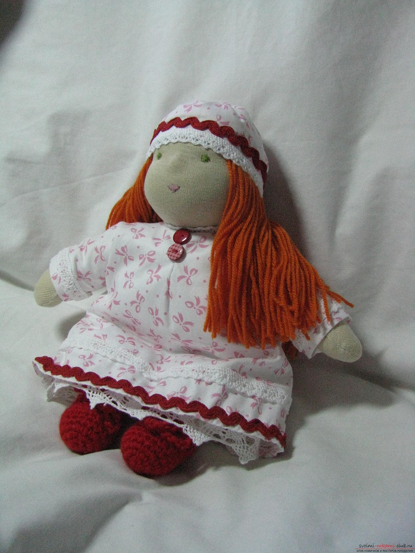 Куколка сшить своими руками
