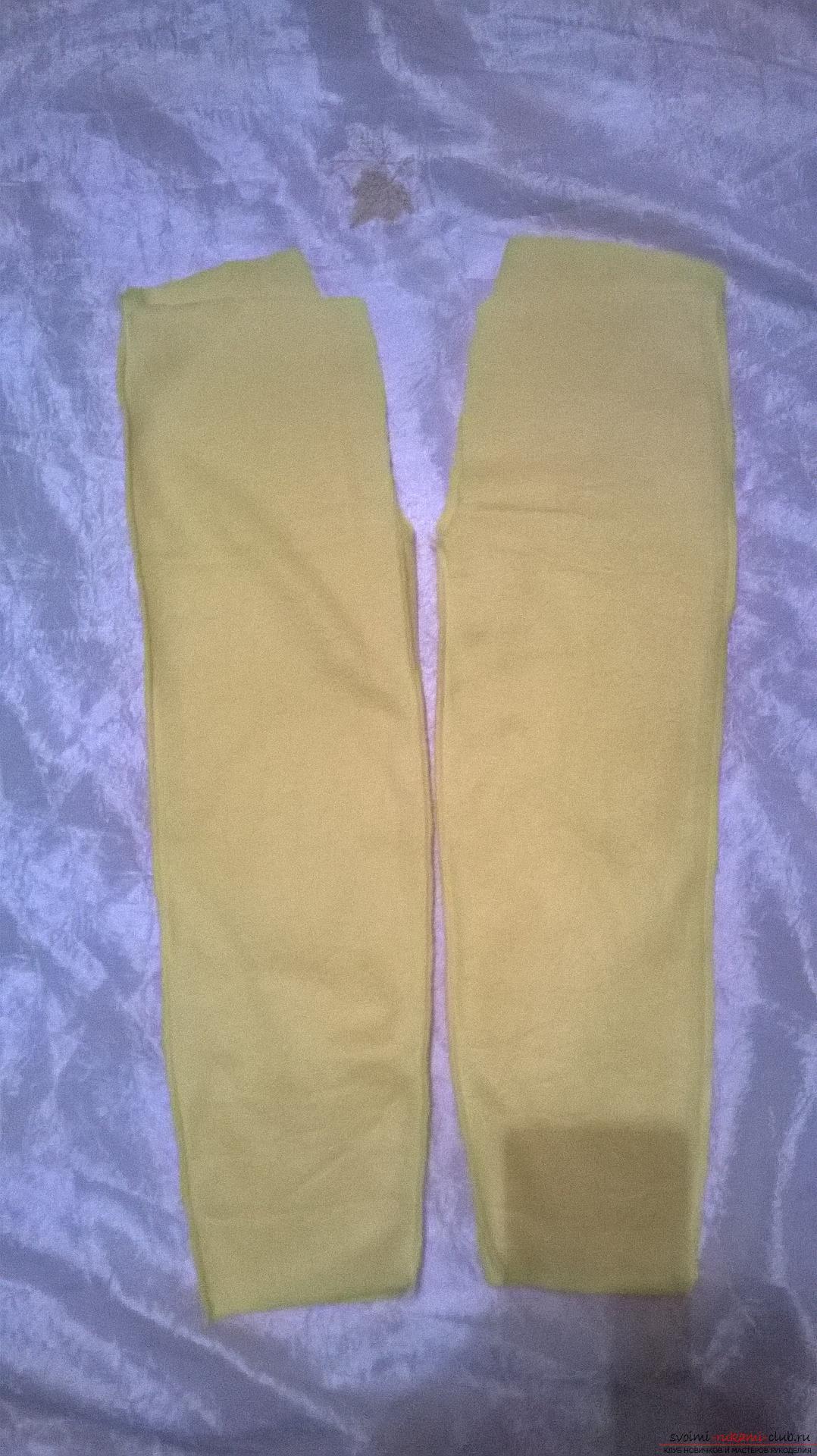 Подробный мастер-класс научит как сшить штаны для ребенка своими руками быстро и просто, без выкройки.. Фото №4