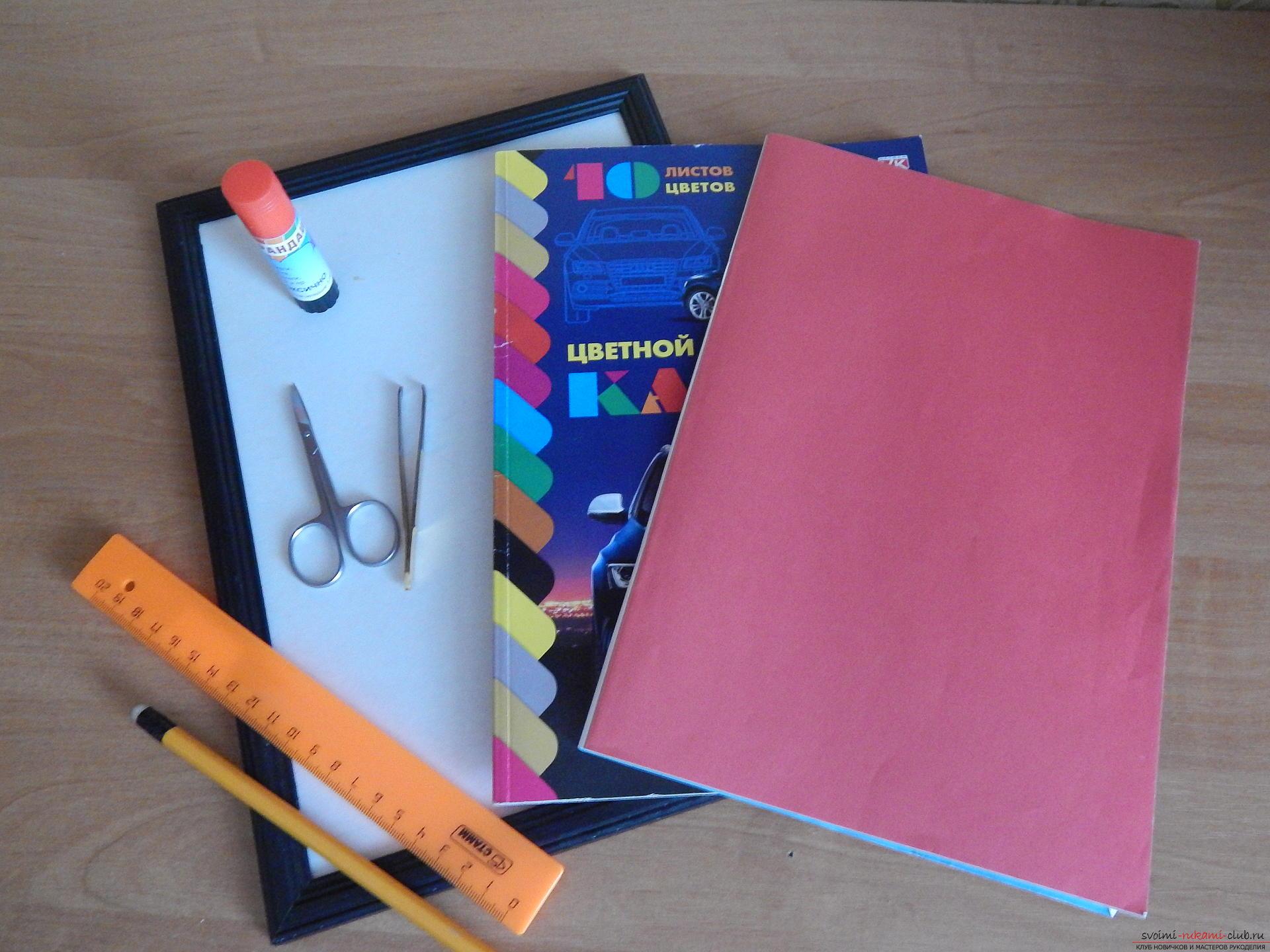 Этот подробный мастер-класс научит как сделать своими руками календарь - подарок на День влюбленных. Фото №2